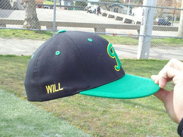 """I am an assistant coach with Garfield's baseball team this year and we played Roosevelt a couple weeks ago. Their entire team was decked out in the hats with """"Will"""" stitched into the side of them. It was pretty cool to see. Just a reminder of the impact that he left on the coaches and the baseball program itself.   On a side note, we beat you guys (just like old times)"""